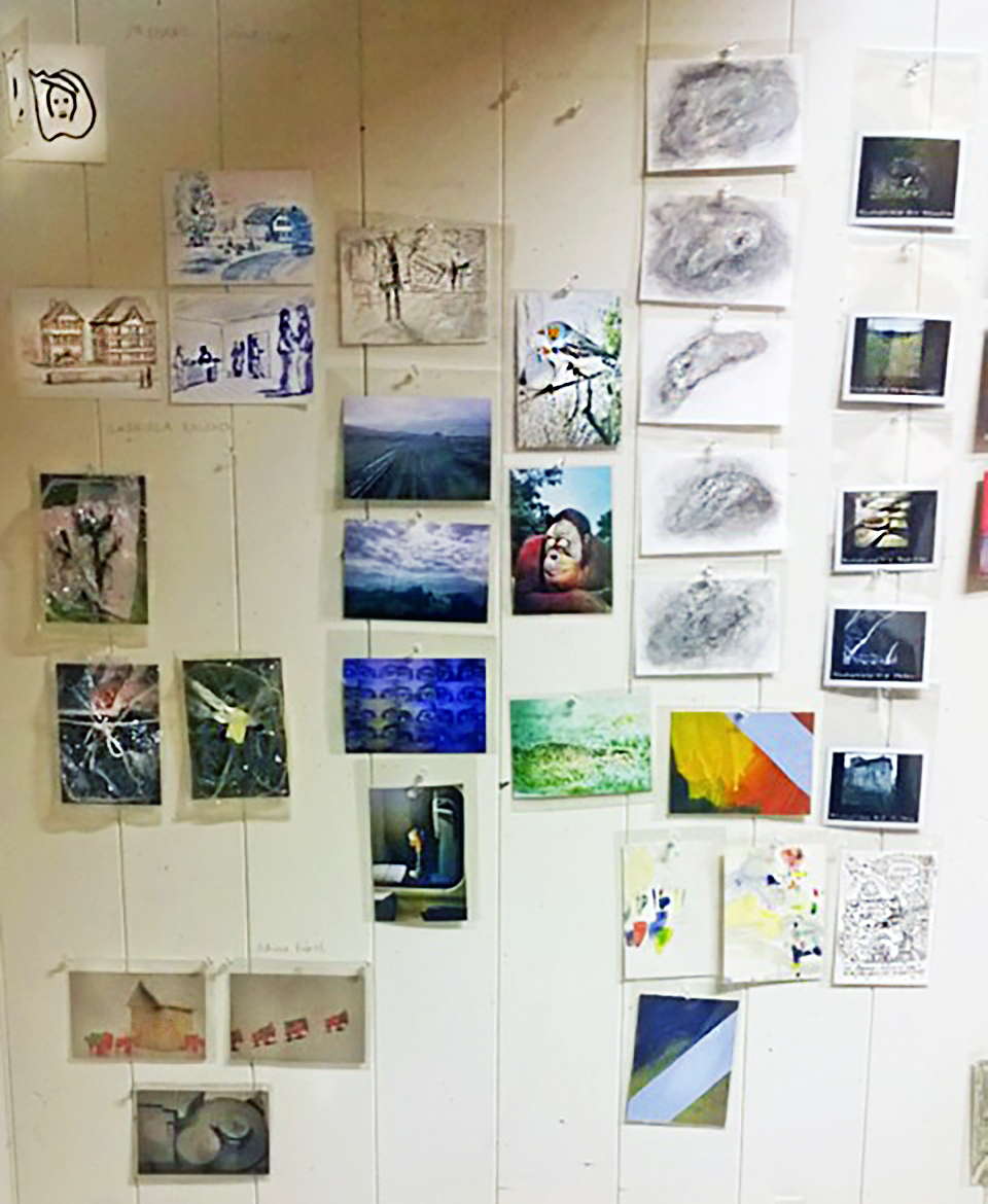 Picture of 2014 exhibition